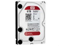 """HDD 3.5"""" 6TB Western Digital Red SATA3 64MB WD60EFRX"""
