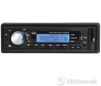 Car Audio Trevi SCD 5725 BT 4x15W MP3 player Black w/Bluetooth, USB, SD