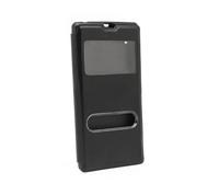 Flip Cover for Sony Experia Z1 w/Window Black
