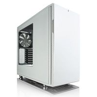 ATX Case Fractal Design DEFINE R5 White Windowed USB 3.0