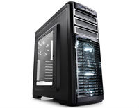 ATX Midi Tower Case Deepcool Kendomen TI w/USB 3.0, 2x USB 2.0, 5x Fans