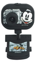 Camera Disney WC301 1.3-8MP Mickey Mouse