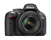 Dig. Camera Nikon D5200 + 18-55VR KIT