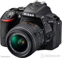 Dig. Camera Nikon D5500 + 18-55VR AF-P KIT