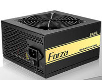 PSU 550W SAMA Forza 80Plus Gold Black