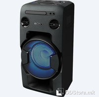 Speaker Sony Home Audio System w/ Bluetooth/NFC/FM MHC-V11 Black