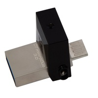 USB Drive 16GB Kingston DataTraveler microDuo USB 3.0 OTG Support