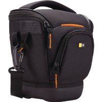 Digital Cam. Bag Case Logic Medium/ SLR SLRC-200 Black/Orange