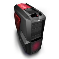 ATX Midi Tower Case Zalman Z11 Plus HF1  Black