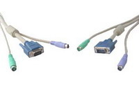 Cable KVM Set shielded 3m GMB