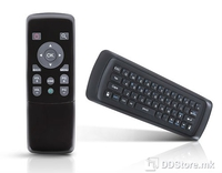 Wireless 2.4GHz Keyboard with Air/Fly Mouse GOCLEVER Remote Control for Android TV, Smart TV Box