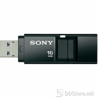 USB Drive 16GB Sony USM-16GXB Black USB 3.0