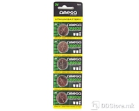 Battery CR2032 Omega 1pcs blister pack