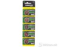 Battery CR2032 Omega 1pcs blister pack