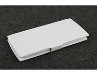 Case for THL T6S White w/Leather Cover