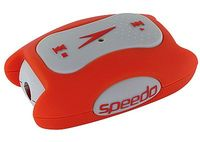 MP3 Player 4GB SPEEDO AquaBeat Waterproof Red/Grey