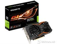 Gigabyte PCX GeForce GTX 1050 Ti G1 Gaming 4GB GDDR5 DVI/3xHDMI/DP DX12 RGB OC WINDFORCE 2X