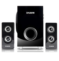 Speakers 2.1 Zalman ZM-S400 Black