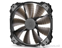 Case Fan 200x32 Deepcool XFAN 200RD 700rpm Silent Black w/Red LED
