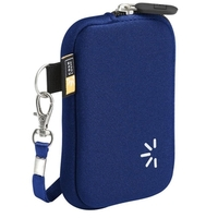 Digital Cam. Bag Case Logic Universal Pocket 1.5x10.4x6.7 Blue