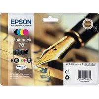 Cart.Epson Set WF 2010W/2510WF/2520NF/2530WF/2540WF T16264010