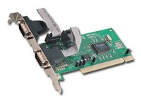 Serial Ports PCI Add on card SPC-1 2xSer. Ports