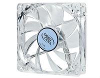 Case Fan 120x120x25 DeepCool XFAN 120L/W 1300rpm Silent Transparent w/White LED