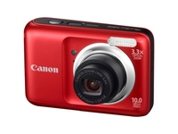 Dig. Camera Canon PowerShot A800 Red