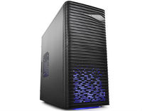 ATX Micro Case Deepcool Wave w/USB 3.0, USB 2.0, 1x Blue LED Fan