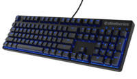 Keyboard SteelSeries Apex M500 Mechanical Gaming Blue LED / Cherry MX Red Switches
