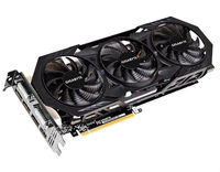 Gigabyte PCX GeForce GTX970 4GB GDDR5 HDMI/2xDVI/3xDP Overclock WINDFORCE 3X