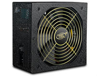 PSU 1000W Deepcool DQ1000 Modular 80Plus Gold Black