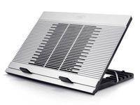 "Notebook Stand/Cooler DeepCool N9 Black up to 17"" Aluminium"