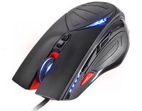 Mouse Gigabyte Pro-Optical Force M63 Raptor Gaming Black-Red