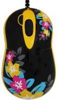 Mouse A4 GOA-6N Aloha Collection Notebook Optical