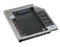 SSD/HDD Caddy for notebook ODD slot 12.7mm