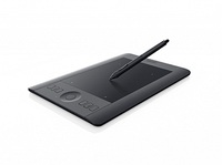 Pen Tablet Wacom Intuos Pro S Wireless PTH451K