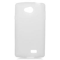 Case for LG F60 D390N Silicone White