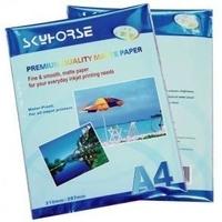 Photo Paper Skyhorse Premim Glossy A4 220g 20pcs