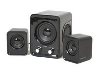 Speakers 2.1 Omega OG21-U USB Black