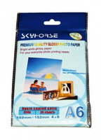 Photo Paper Skyhorse Premim Glossy A6 220g 20pcs
