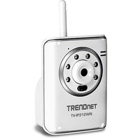 Trendnet Wireless N IP Network Camera Server Day/Night 2-Way audio TV-IP312WN