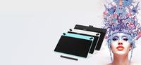 Pen Tablet Wacom Intuos Comic Black Pen & Touch M CTH690CK