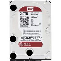 "HDD 3.5"" 2TB Western Digital Red SATA3 64MB Cache IntelliPower"