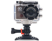 "Action Camera GOCLEVER EXTREME WIFI Full HD/Stream 0.7"" LCD w/Waterproof case Bike/Helmet mount"