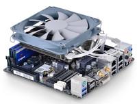 Cooler Deepcool Gamer Storm Gabriel Low Profile all Intel/AMD