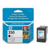Cart. HP 350 Black Injet print