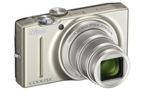 Dig. Camera Nikon Coolpix S8200 Silver SET 4GB SD/ Bag