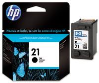 Cart. HP 21 Black 3920/3940/PSC1410
