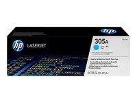 Toner HP 305A 300/300mfp/400/400mfp Cyan